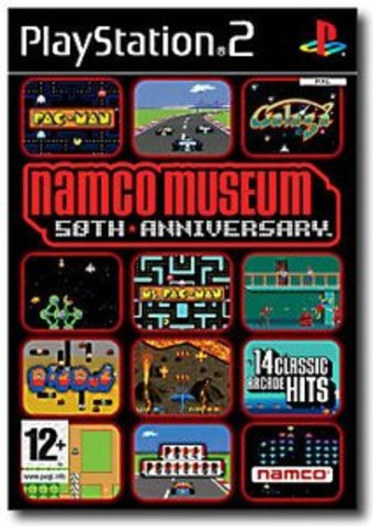 [Ps2] Namco museum collection (2006) Sub-ITA